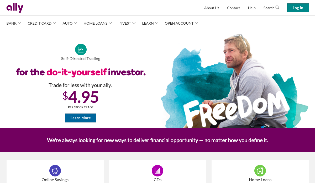 www.ally.com – Ally Invest Login Guide