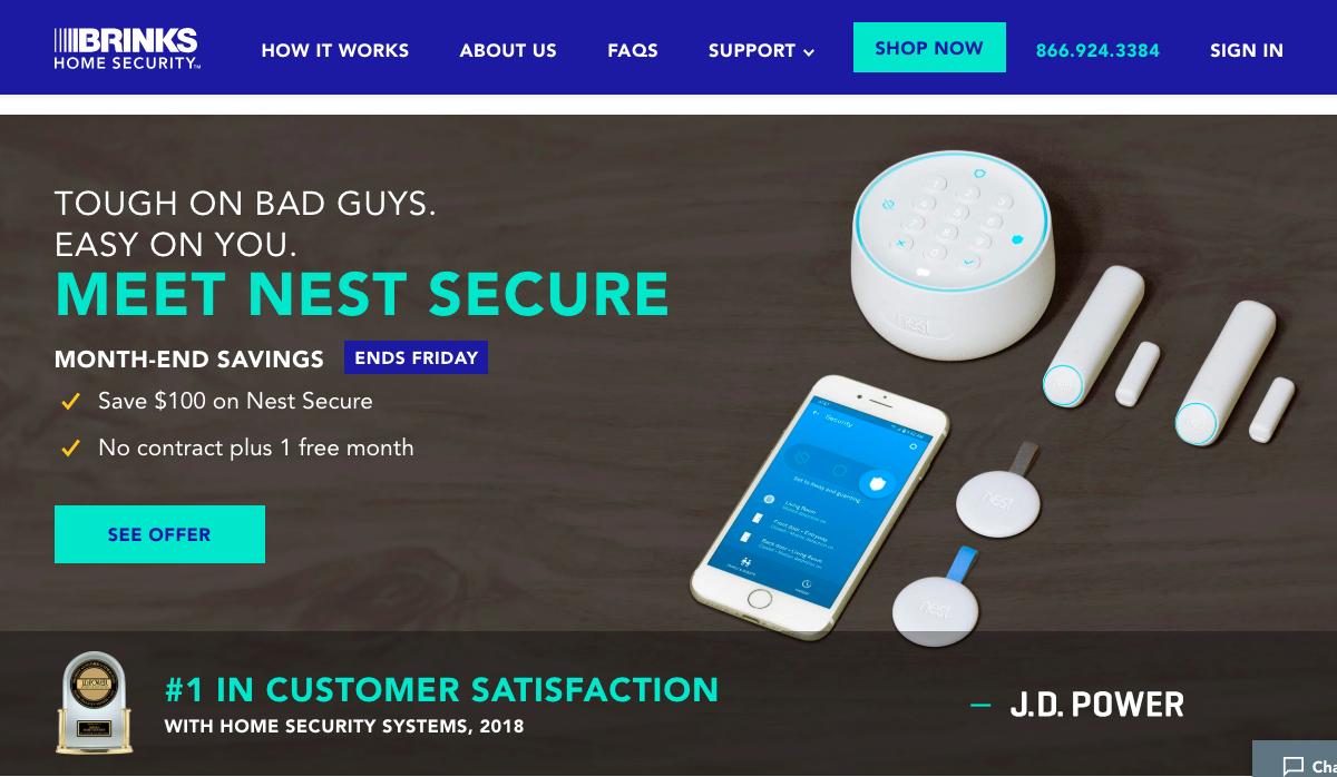 www.mymoni.com – Brinks Home Security Login