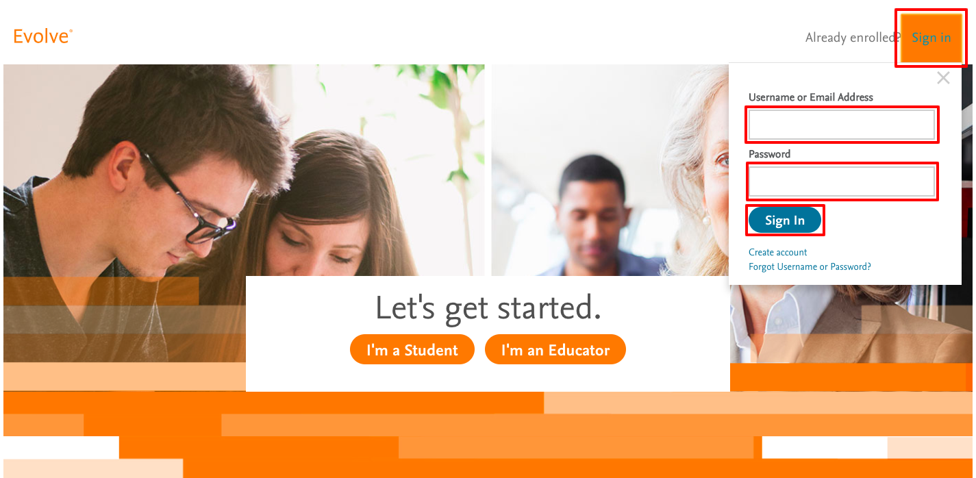Elsevier Education Portal Login