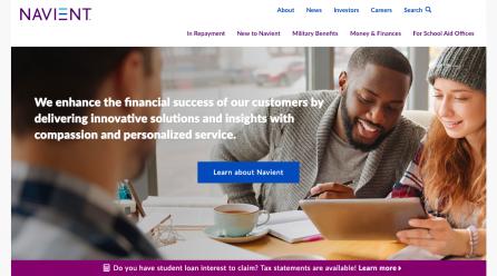 www.navient.com – Navient Student Loan Login
