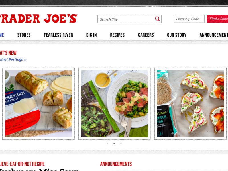 www.mytraderjoes.com – Trader Joe's Member Portal Login