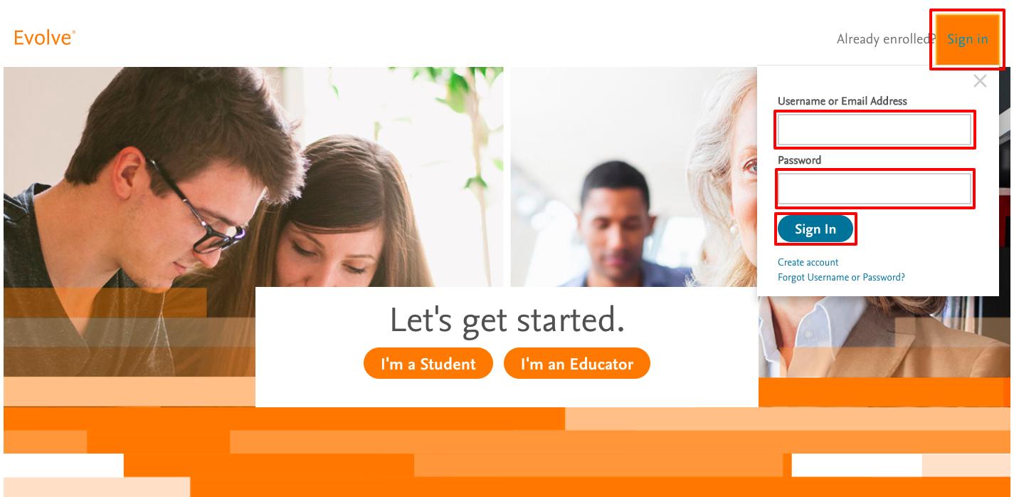 Elsevier Education Portal Login