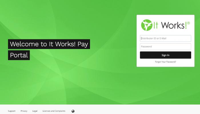 www.myitworkspay.com – IT Works Pay Portal Login