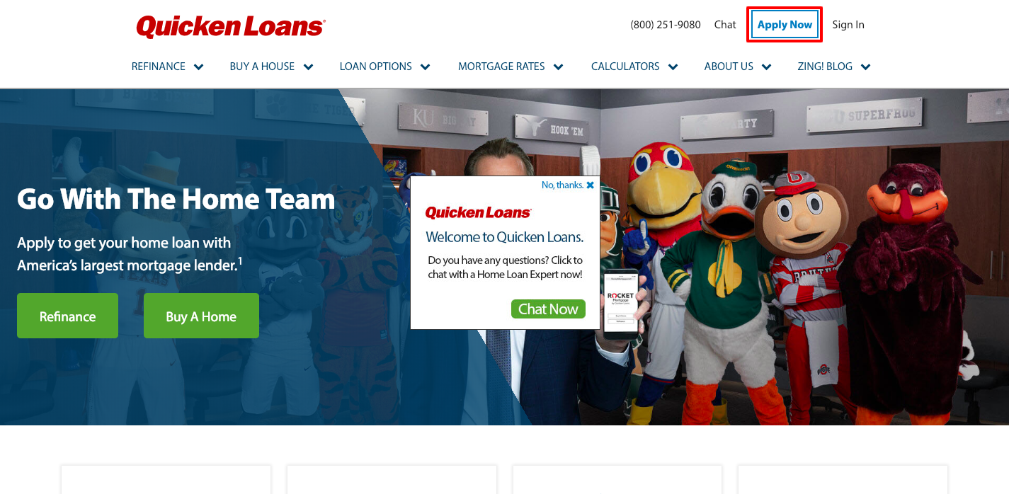 Quicken Loans How To Apply And Sign In Process