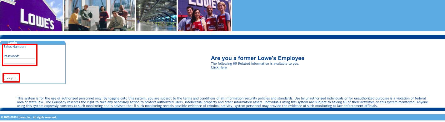 Lowes Employee Login Guide