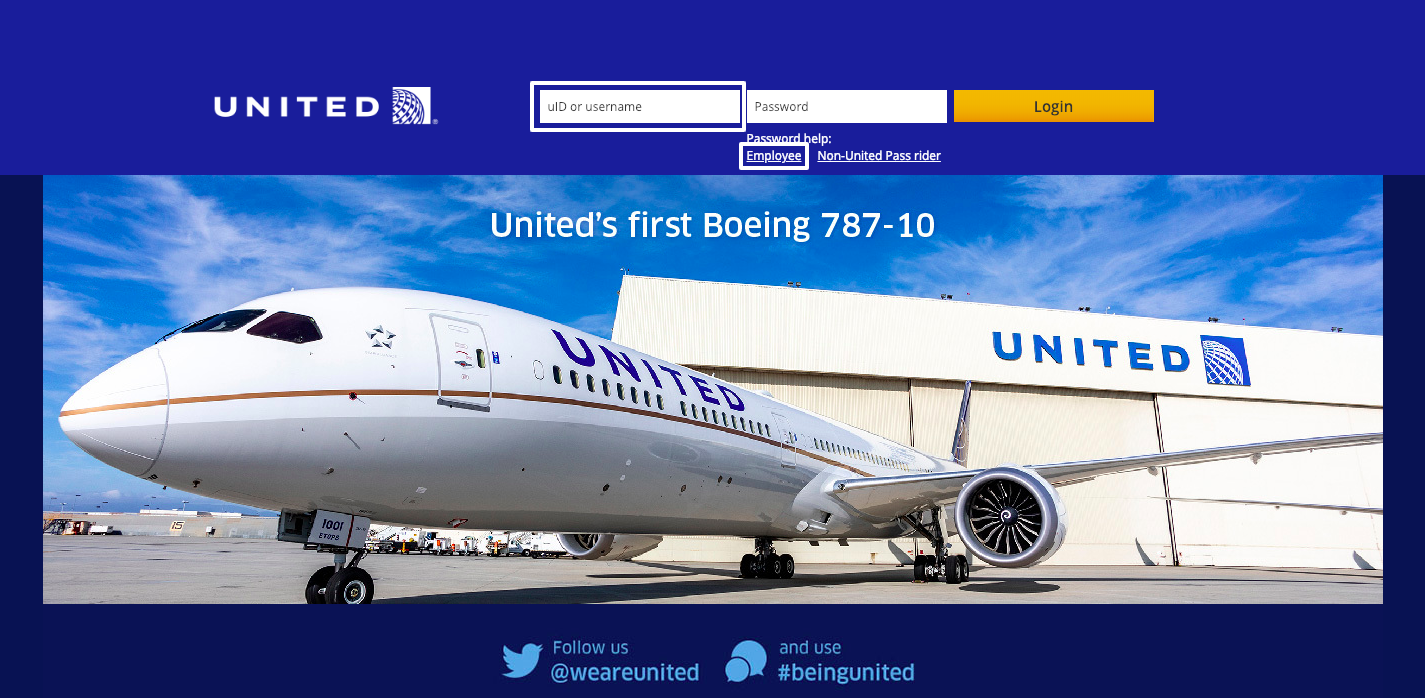 United Skynet Login