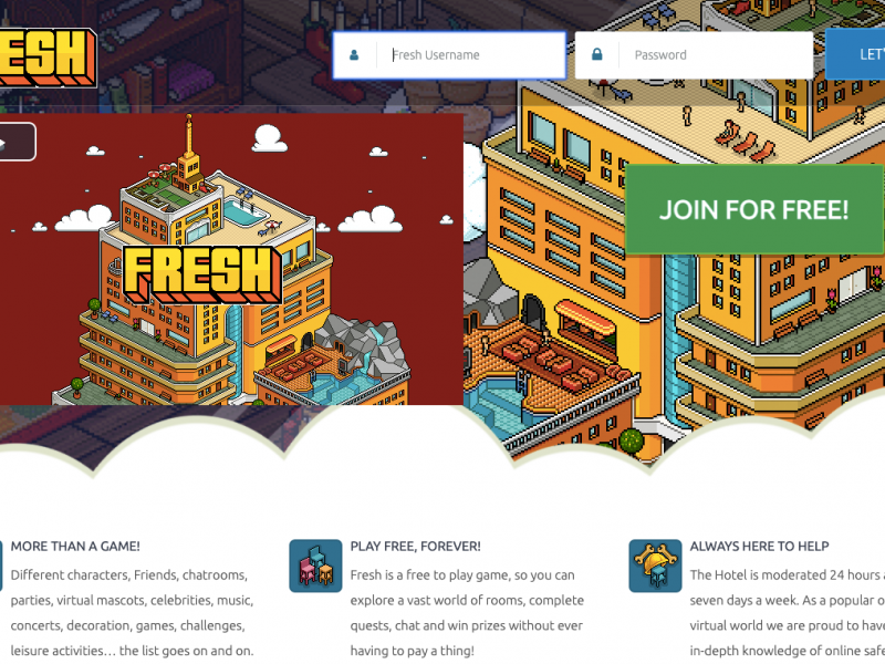 fresh-hotel.org/Login – Fresh Hotel Game Login & Registration Guideline