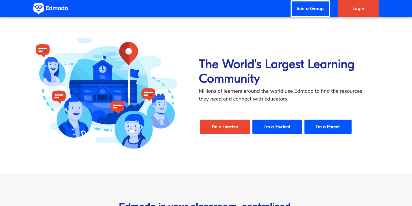 Edmodo Group join