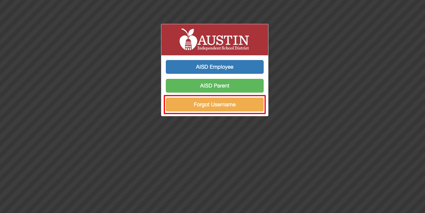 aisd cloud login
