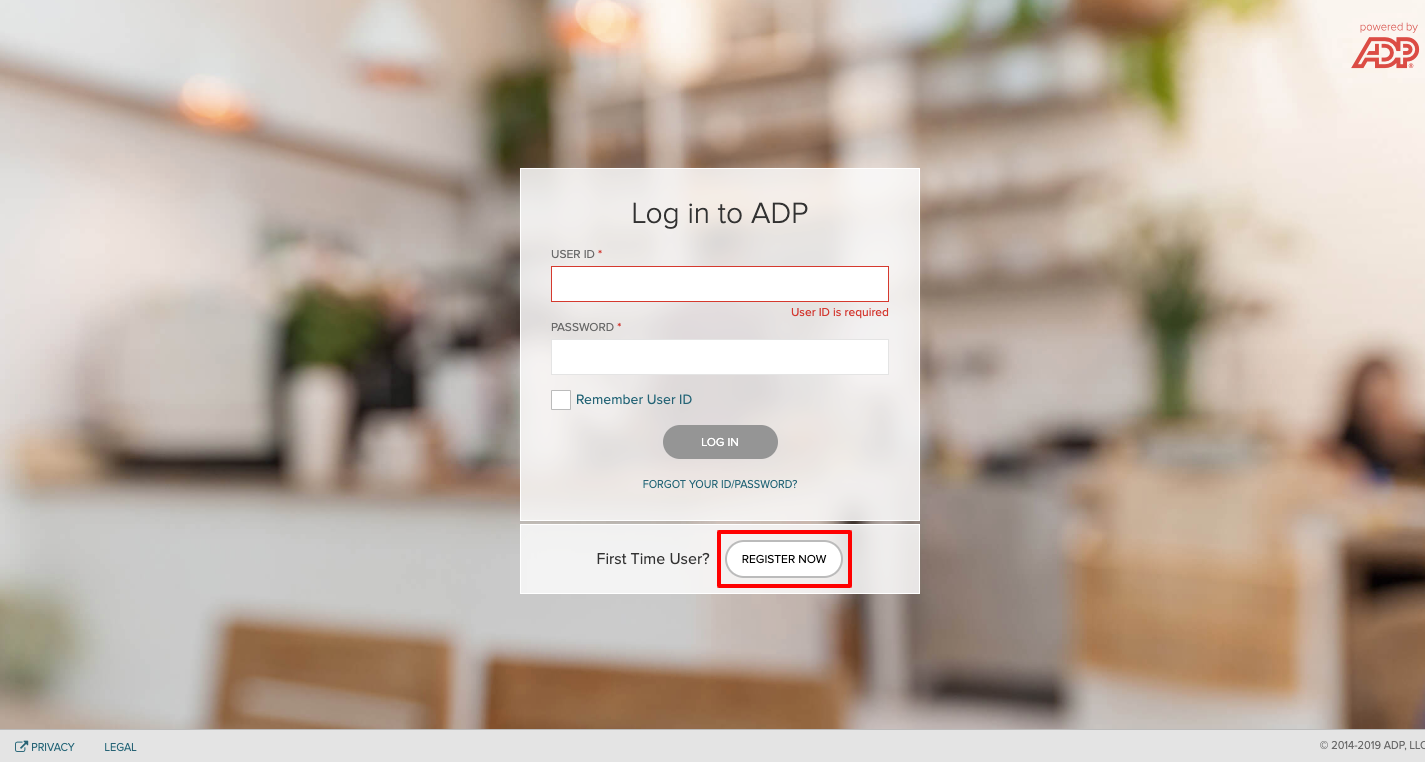 adp registration