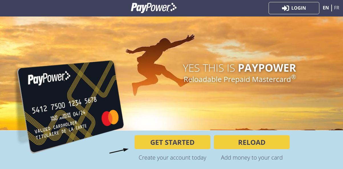 PayPower Get Started