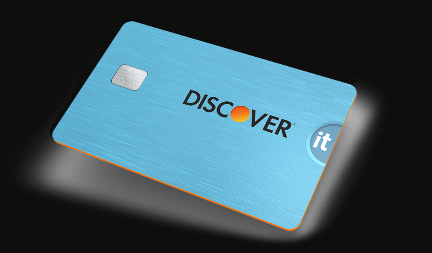 Gap Discover cash back card logo