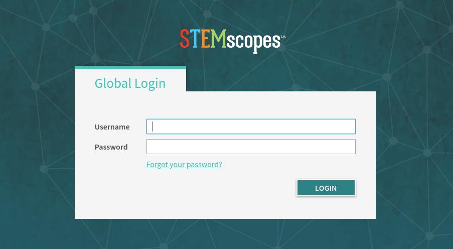 STEMscopes Login