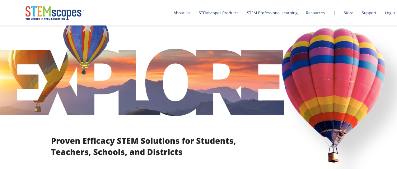 STEMscopes Logo