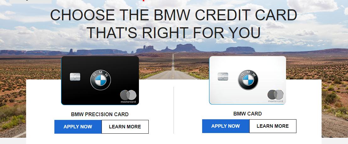 BMW Precision Card