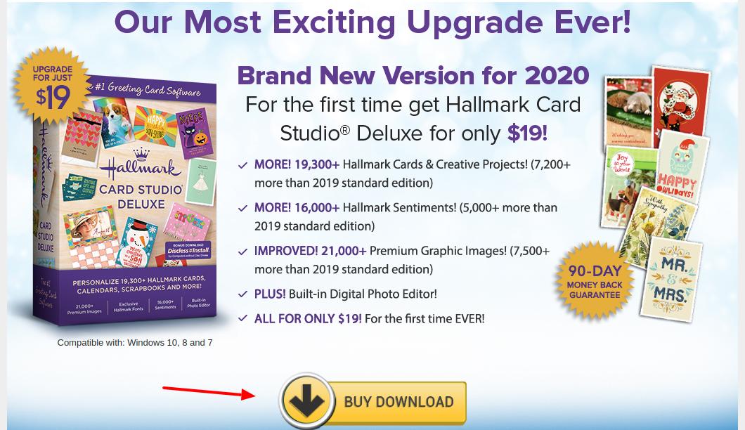 Hallmark Card Studio Buy Now