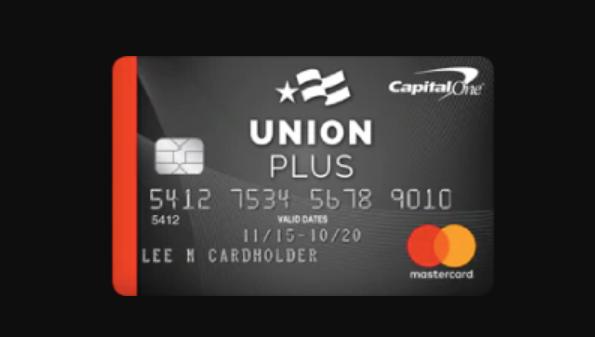 unionplus Credit Card Logo