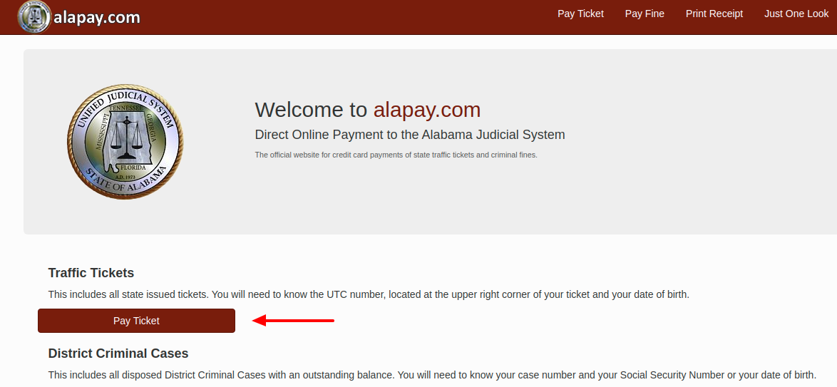 Alapay Pay Ticket