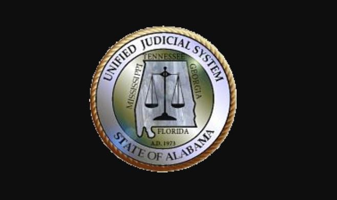 Alabama Judicial System Logo