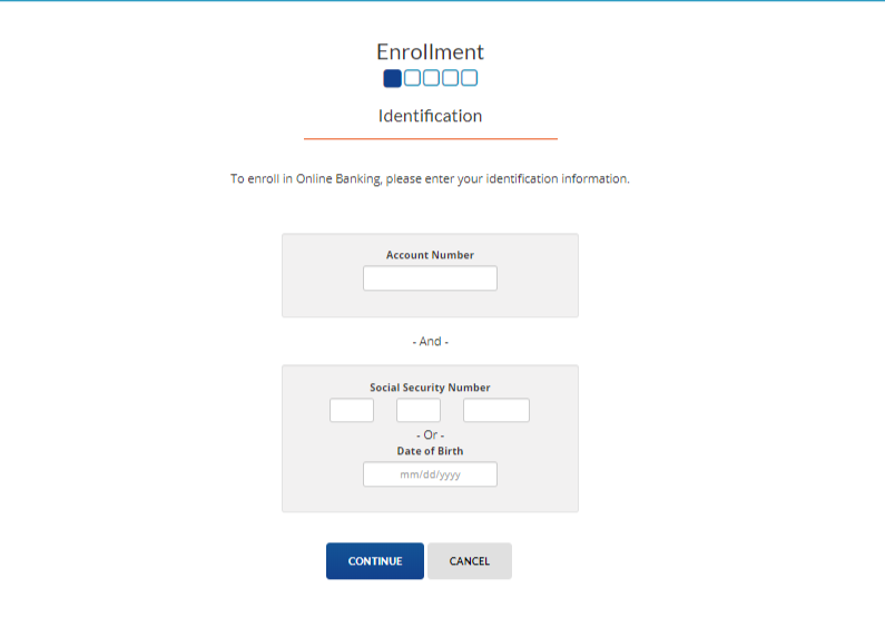 UFCU Enrollment