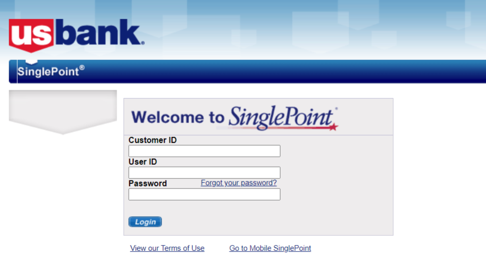 Singlepoint sign in