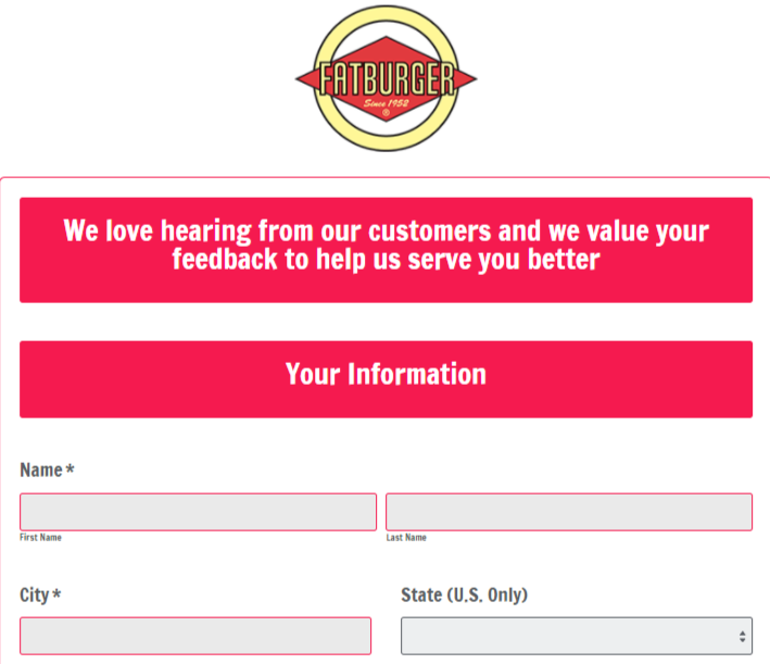 Fatburger Feedback