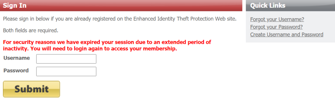 enhanced identity theft protection review