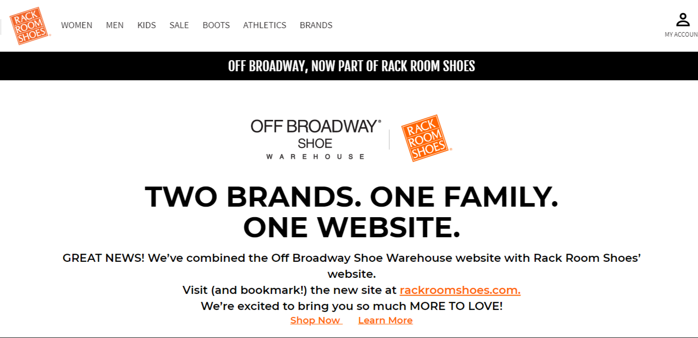 off broadway shoes survey