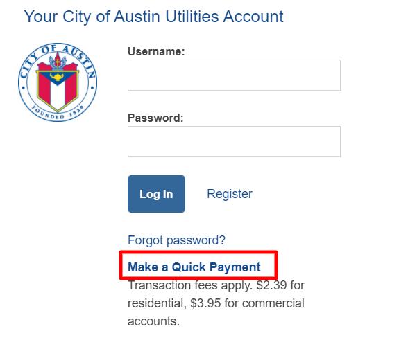 austin energy bill pay