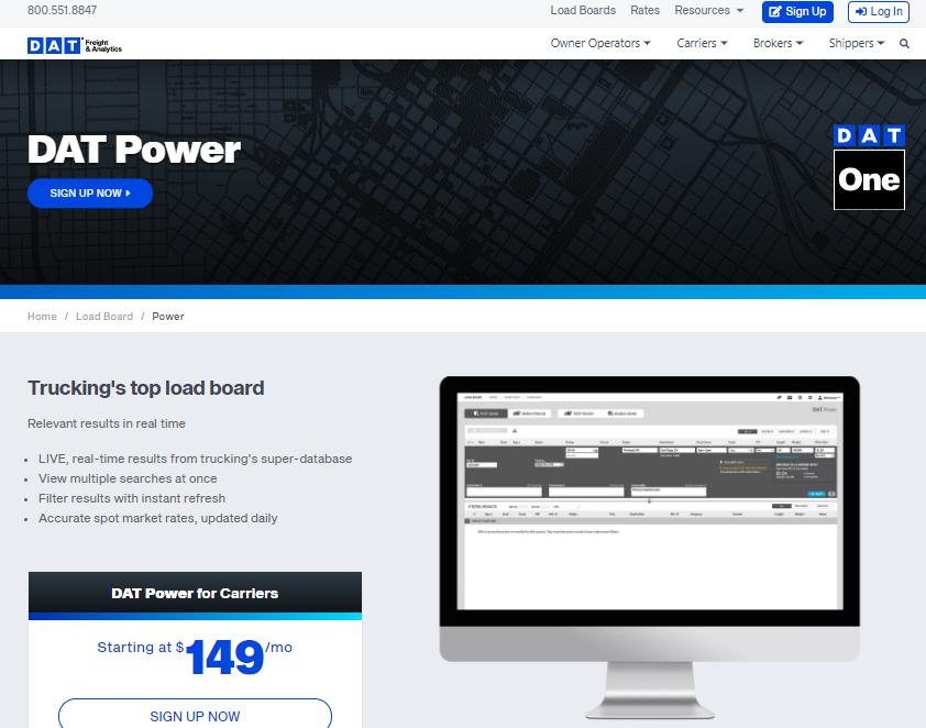 DA power portal