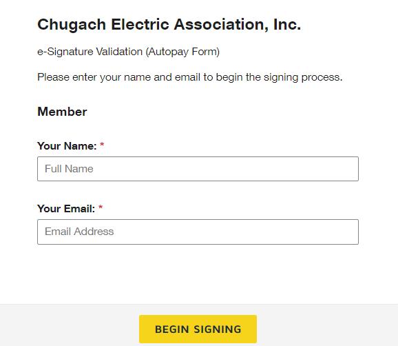chugach electric bill pay