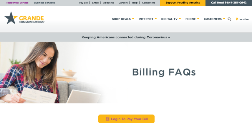 grande communications bill pay
