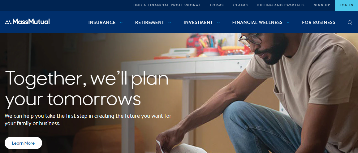 MassMutual Login