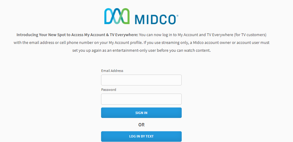 Midco Bill Pay