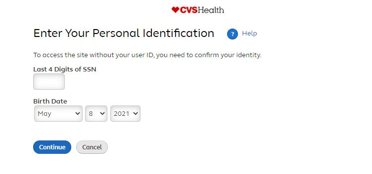 MyHr CVS Portal