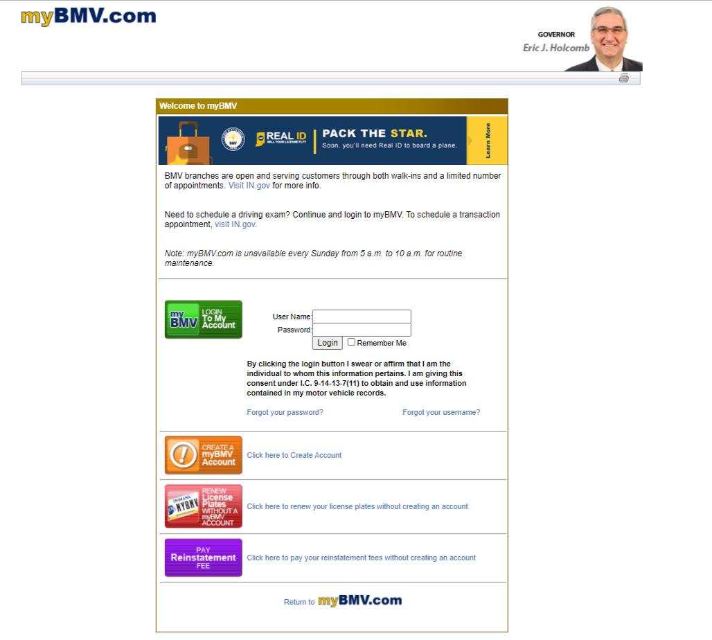 mybmv.com